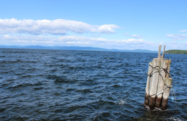 Lake Champlain, sailing, harbor, Burlington, Vermont, abandoned, dock, boats, water, lake