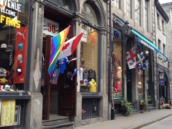 Montreal Pride, Gay Pride, pride, gay, homosexuality, rainbow flag, rainbows, Canada, Quebec