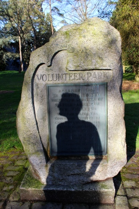 Volunteer Park Monument Seattle