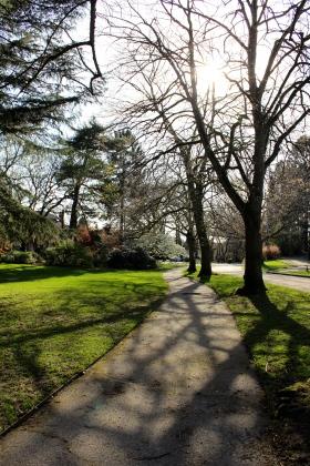 Volunteer Park in Seattle Washington