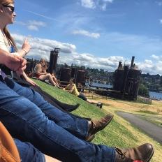 Sunny Seattle Days