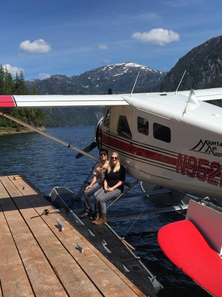 Ketchikan Alaska sea plane tour