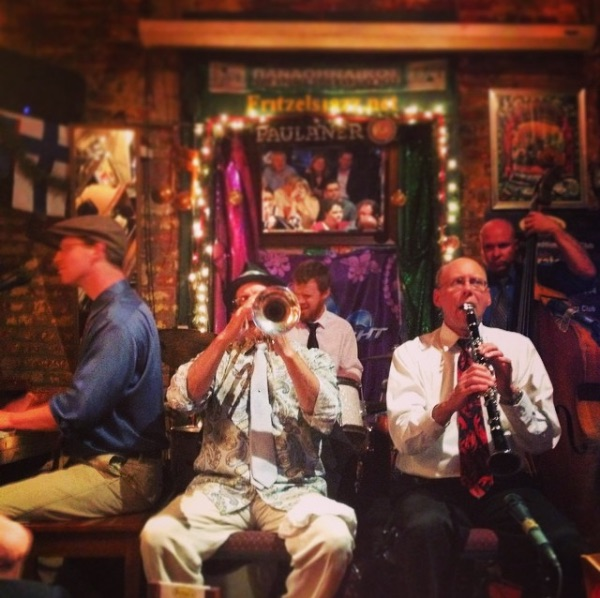 Fritzels New Orleans CleavingLeaveland